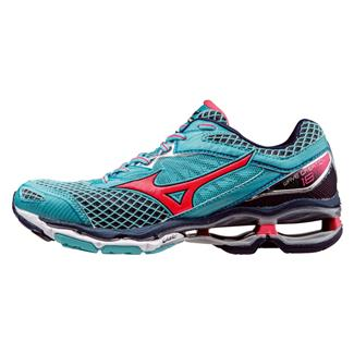 Mizuno Wave Creation 18 Capri / Diva Pink / Dress Blue