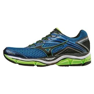 Mizuno Wave Enigma 6 Skydiver / Black / Green Gecko