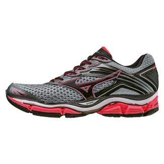 Mizuno Wave Enigma 6 Quarry / Diva Pink / Black