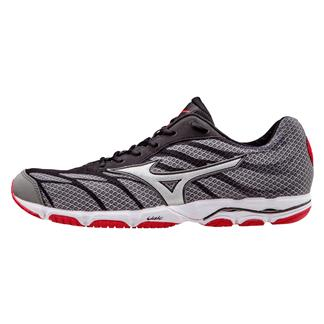Mizuno Wave Hitogami 3 Quarry / High Risk Red / Black