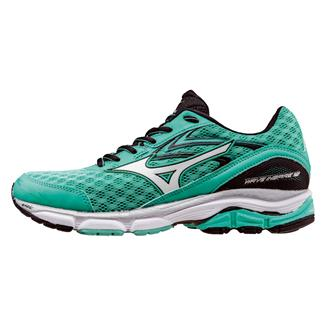 Mizuno Wave Inspire 12 Electric Green / White / Black