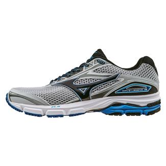 Mizuno Wave Legend 4 Quarry / Skydiver / Black