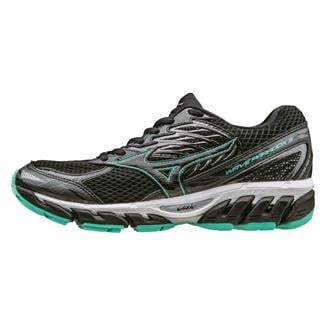 Mizuno Wave Paradox 3 Black / Electric Green / White