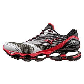 Mizuno Wave Prophecy 5 Gunmetal / High Risk Red