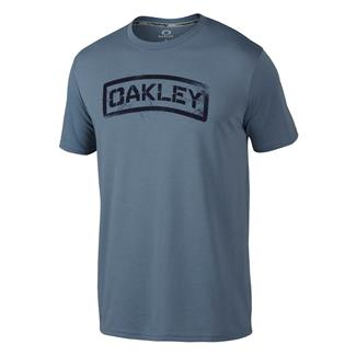 Oakley Tab T-Shirt Blue Mirage
