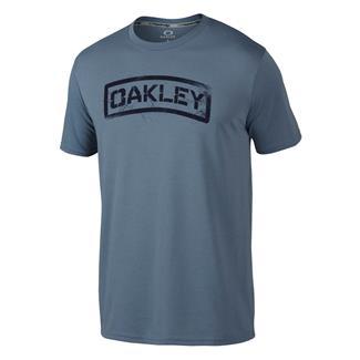 Oakley Tab T-Shirt Blue Mirage