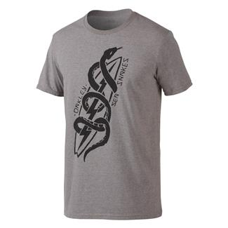 Oakley Sea Snakes T-Shirt Athletic Heather Gray