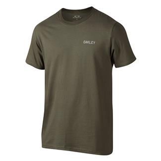 Oakley The Code T-Shirt Dark Brush
