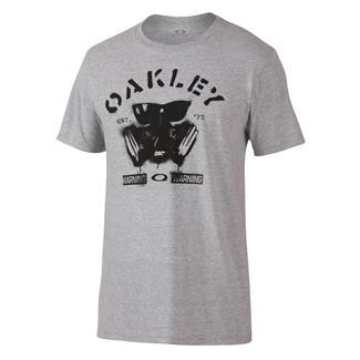 Oakley Glassmask T-Shirt Heather Gray