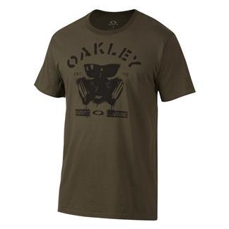 Oakley Glassmask T-Shirt Dark Brush