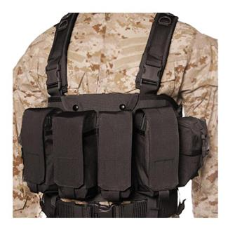 Blackhawk Commando Chest Harness Black