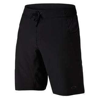 Oakley Richter Woven Shorts Jet Black