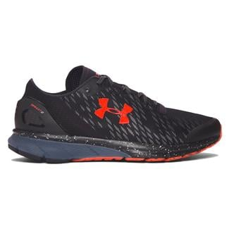 Under Armour Charged Bandit 2 Night Black / Stealth Gray / Bolt Orange