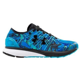 Under Armour Charged Bandit 2 Psychedelic Meridian Blue / White / Black