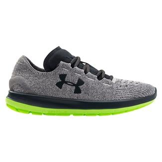 Under Armour SpeedForm Slingride Glacier Gray / Hyper Green / Stealth Gray