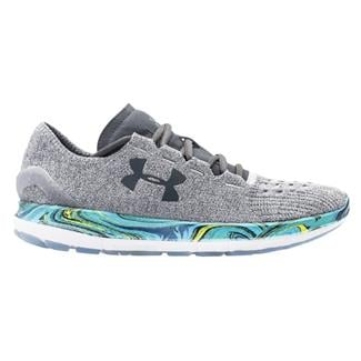 Under Armour SpeedForm Slingride Psychedelic Overcast Gray / Meridian Blue / Stealth Gray