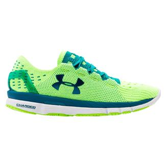 Under Armour SpeedForm Slingshot Water / Tahitian Teal / Peacock