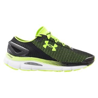 Under Armour SpeedForm Gemini 2.1 Black / White / Hyper Green