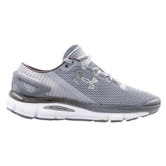 Under Armour SpeedForm Gemini 2.1 Steel / White / Metallic Silver