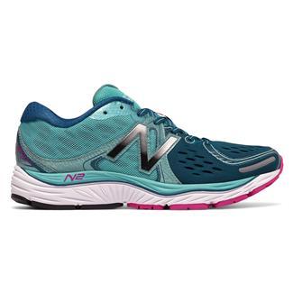 New Balance 1260 v6 Green / Pink