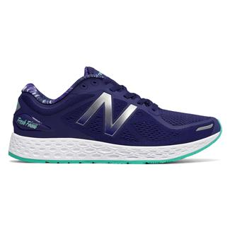 New Balance Fresh Foam Zante v2 Navy / Teal
