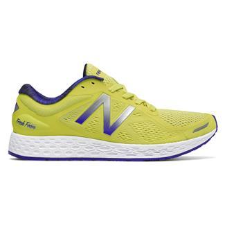 New Balance Fresh Foam Zante v2 Yellow / Purple