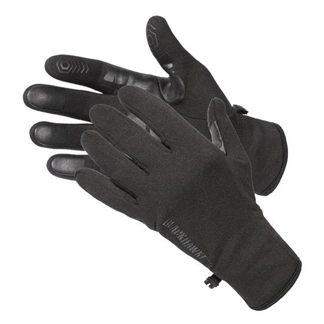 Blackhawk Cool Weather Shooting Gloves Black
