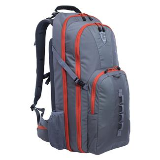 Elite Survival Systems Stealth Backpack Gray / Orange