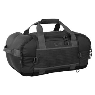 Elite Survival Systems Travel Prone Tri-Carry Bag Black