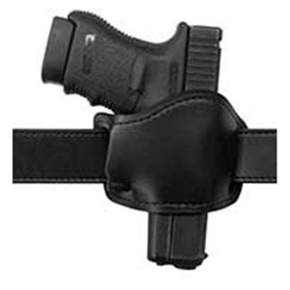 Gould & Goodrich Low Profile Belt Slide Holster Black