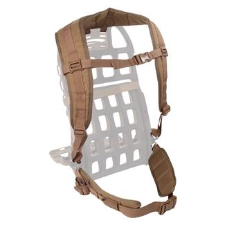 Sandpiper of California Shoulder Straps and Belt Kit Coyote Brown