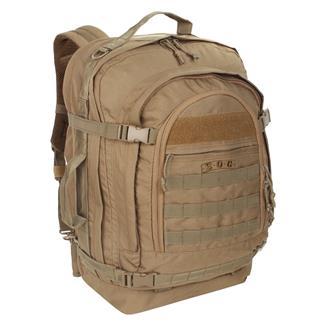 Sandpiper of California Bugout Bag Coyote Brown