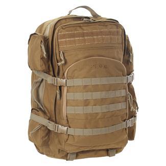 Sandpiper of California Long Range Bugout Bag Coyote Brown