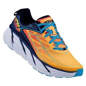 Hoka One One Clifton 3 Medieval Blue / Gold Fusion