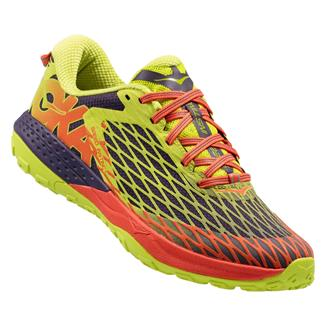 Hoka One One Speed Instinct Nightshade / Acid