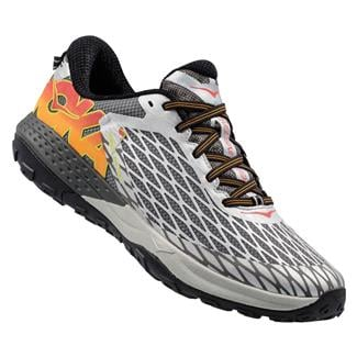 Hoka One One Speed Instinct Metallic Silver / Cayenne