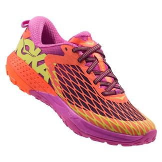 Hoka One One Speed Instinct Neone Coral / Plum