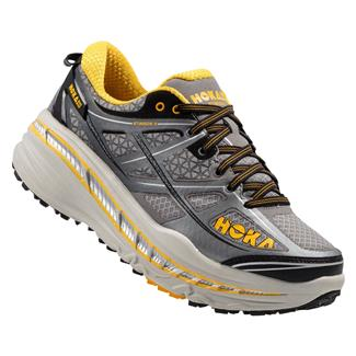 Hoka One One Stinson 3 ATR Gray / Gold Fusion