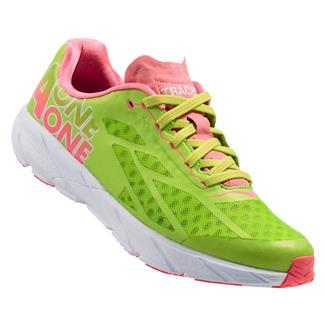 Hoka One One Tracer Bright Green / Neon Pink
