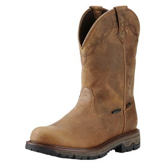Ariat Conquest Pull-On 400G WP Ash Brown