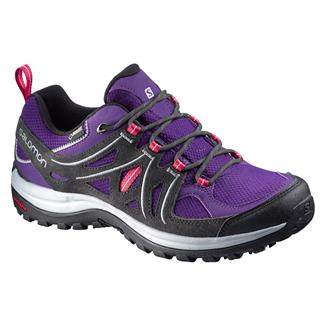Salomon Ellipse 2 GTX Cosmic Purple / Asphalt / Lotus Pink