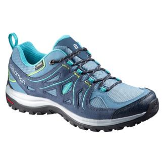 Salomon Ellipse 2 GTX Rainy Blue / Slateblue / Teal Blue F