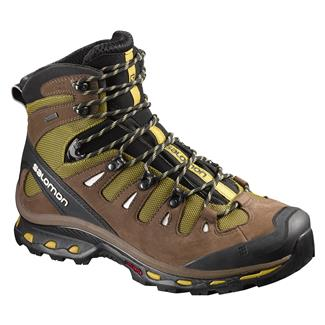 Salomon Quest 4D 2 GTX Maize / Burro / Light Gray
