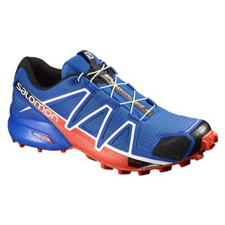 Salomon Speedcross 4 Blue Yonder / Black / Lava Orange