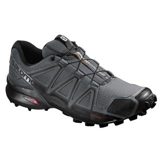 Salomon Speedcross 4 Dark Cloud / Black / Pearl Gray