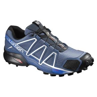 Salomon Speedcross 4 Slateblue / Black / Blue Yonder