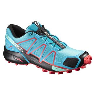 Salomon Speedcross 4 Blue Jay / Black / Infrared