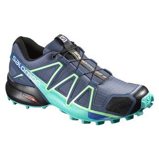 Salomon Speedcross 4 Slateblue / Spa Blue / Fresh Green