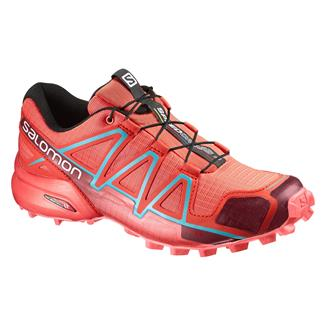 Salomon Speedcross 4 Tomato Red / Coral Punch / Blue Jay