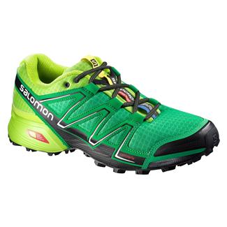 Salomon Speedcross Vario Real Green / Grammy Green / Black